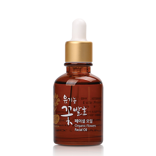 [WHAMISA] Organic Flower Facial Oil