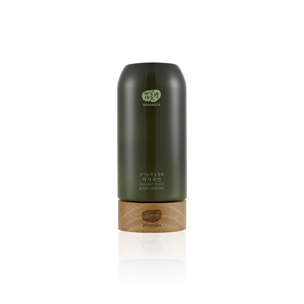 [WHAMISA] Organic Fruit Body Lotion