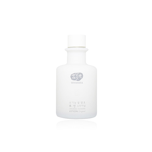[WHAMISA] Organic Flower  Lotion Original 150ml