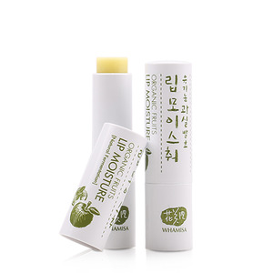 [WHAMISA] Organic Fruits Lip Moisture 4g