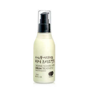 [WHAMISA] Organic Flower Sebum Treatment