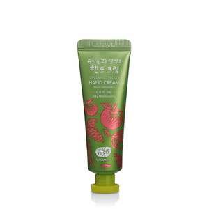 [WHAMISA] Organic Fruit Hand Cream 30ml