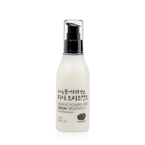 [WHAMISA] Organic Flower/Apple Sebum Treatment