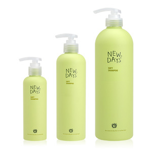 [NEW DAYS] SOFT SHAMPOO 200ml / 500ml / 1000ml