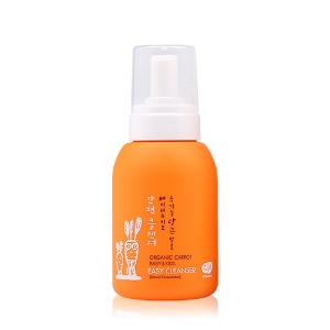 [WHAMISA] Organic Carrot Baby & Kids Easy Cleanser 300ml