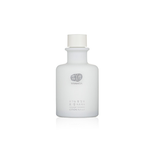 [WHAMISA] Organic Flower Lotion Refresh