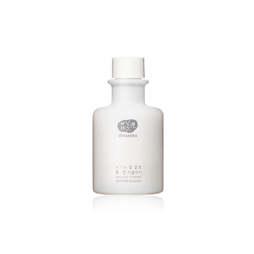 [WHAMISA] Organic Flower Lotion DoubleRich 150ml