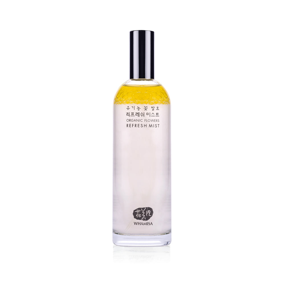 [WHAMISA] Organic Flower Refresh Mist