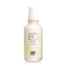 [WHAMISA] Organic Flower Lotion Original