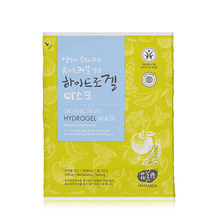 [WHAMISA] Organic Fruit Hydrogel Mask Pack